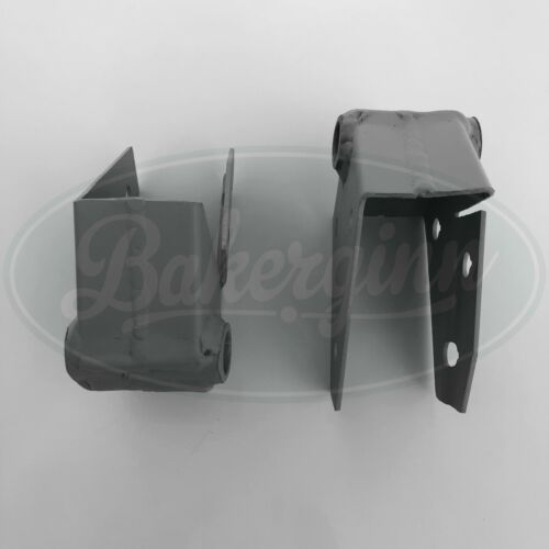 Mk1 Lotus Cortina A-Frame Early Chassis Mounts