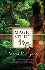Magic Study (Study, Book 2), Snyder, Maria V., Acceptable Book