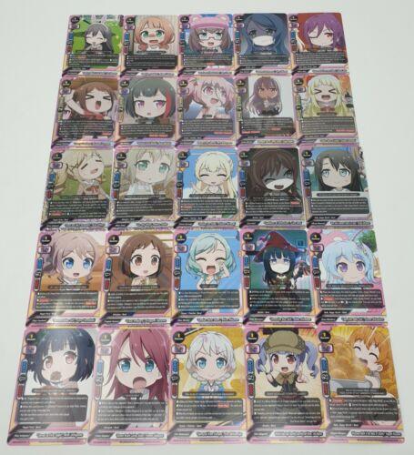 "Choose your World! Future Card Buddyfight /""50/"" Card Lot Deck Building Kit"