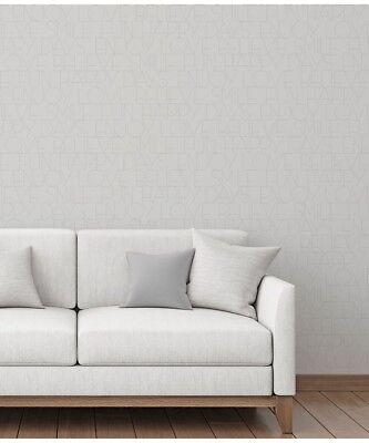 Fine Decor Marbles Inspire Quote Wallpaper Rich Grey /& Cooper FD42273