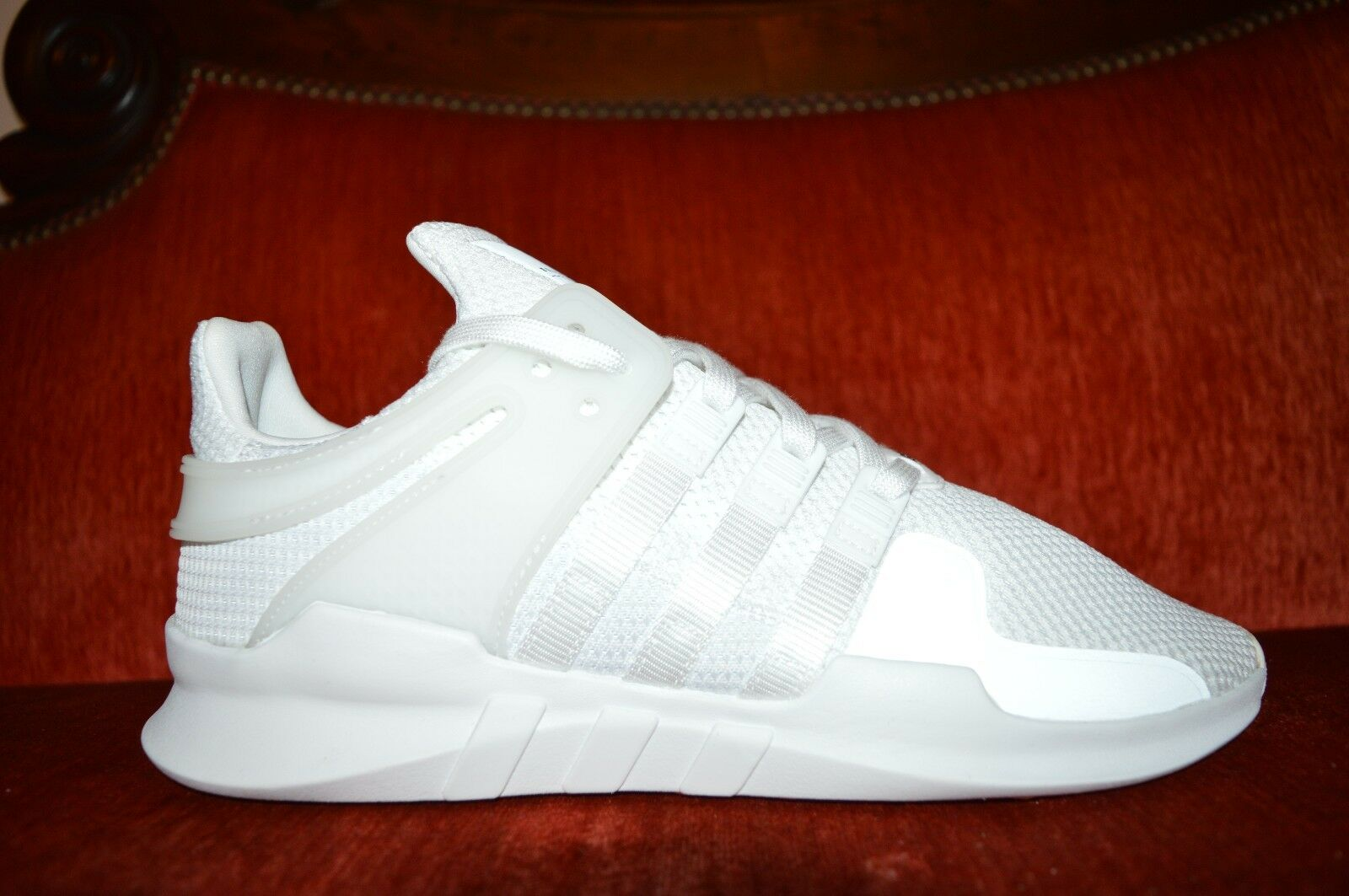 ADIDAS ORIGINALS EQT EQUIPMENT SUPPORT SUPPORT SUPPORT ADV BA8322 SIZE 9.5 OG WHITE BRAND NEW ba7b9a