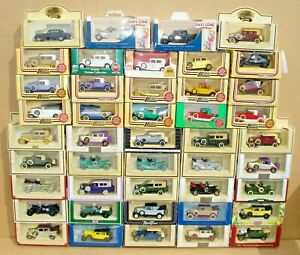 Lledo-Diecast-modelos-Rolls-Royce-amp-Bentley-Cars-elegir-de-la-lista-Lote-Rr