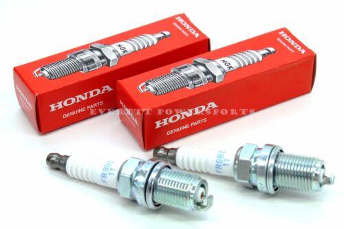 New 2 NGK Iridium Platinum Spark Plug Set 00-01 RVT1000R RC51 OEM Honda #H88