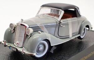 Coche-modelo-escala-firma-1-32-32375-1950-Mercedes-Benz-170S-Gris