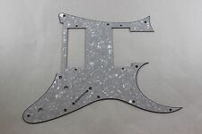 White Pearl Pearloid Pickguard Fits Ibanez (tm) Universe UV UV777 7 String- HXH