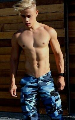 Blond Muscle