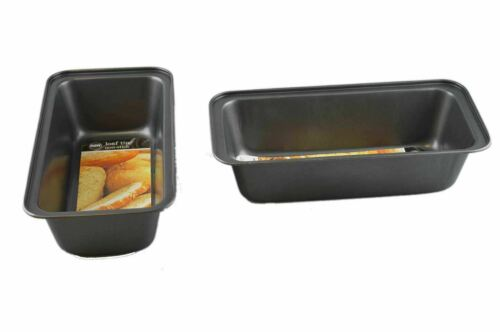 Non-Stick Bakeware Roasting Baking Tray Sleeve Muffin Pizza Loaf Tin Roaster