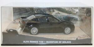 Fabbri-1-43-escala-Diecast-Alfa-Romeo-159-Quantum-of-Solace