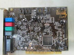 CT4870 SOUND CARD DRIVERS DOWNLOAD