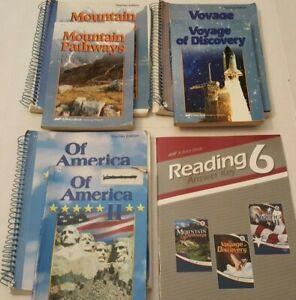 Abeka-Reading-6th-grade-Textbooks-and-Teacher-Editions-Bundle