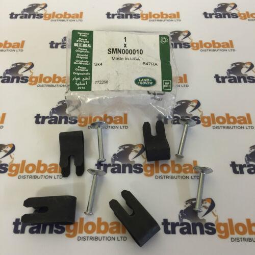 Land Rover Freelander Rear Brake Shoe Pins /& Springs SMN000010 GENUINE PARTS