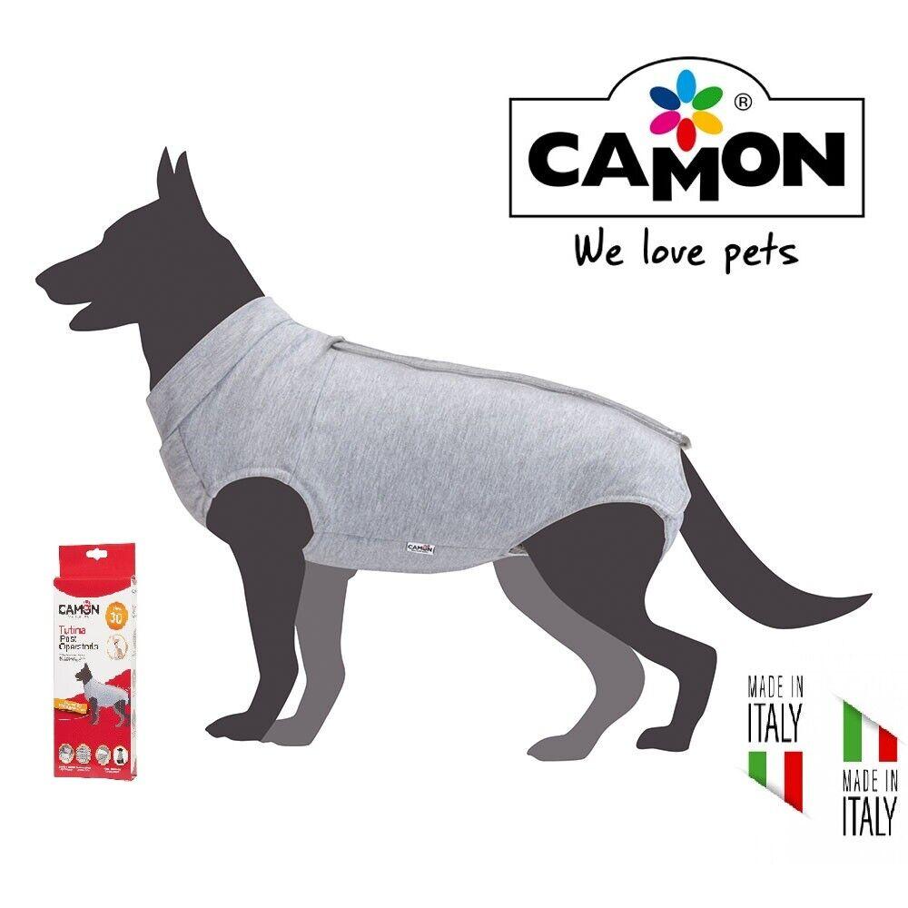 Tutina post operatoria cani protezione per interventi o dermatiti allergie Camon