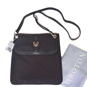 Image Is Loading New Rrp 395 Oroton Bag Large Across Crossbody