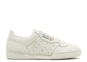 Image is loading Adidas-Yeezy-Powerphase-Calabasas-CQ1693-Core-White-Cream- b11b08f71