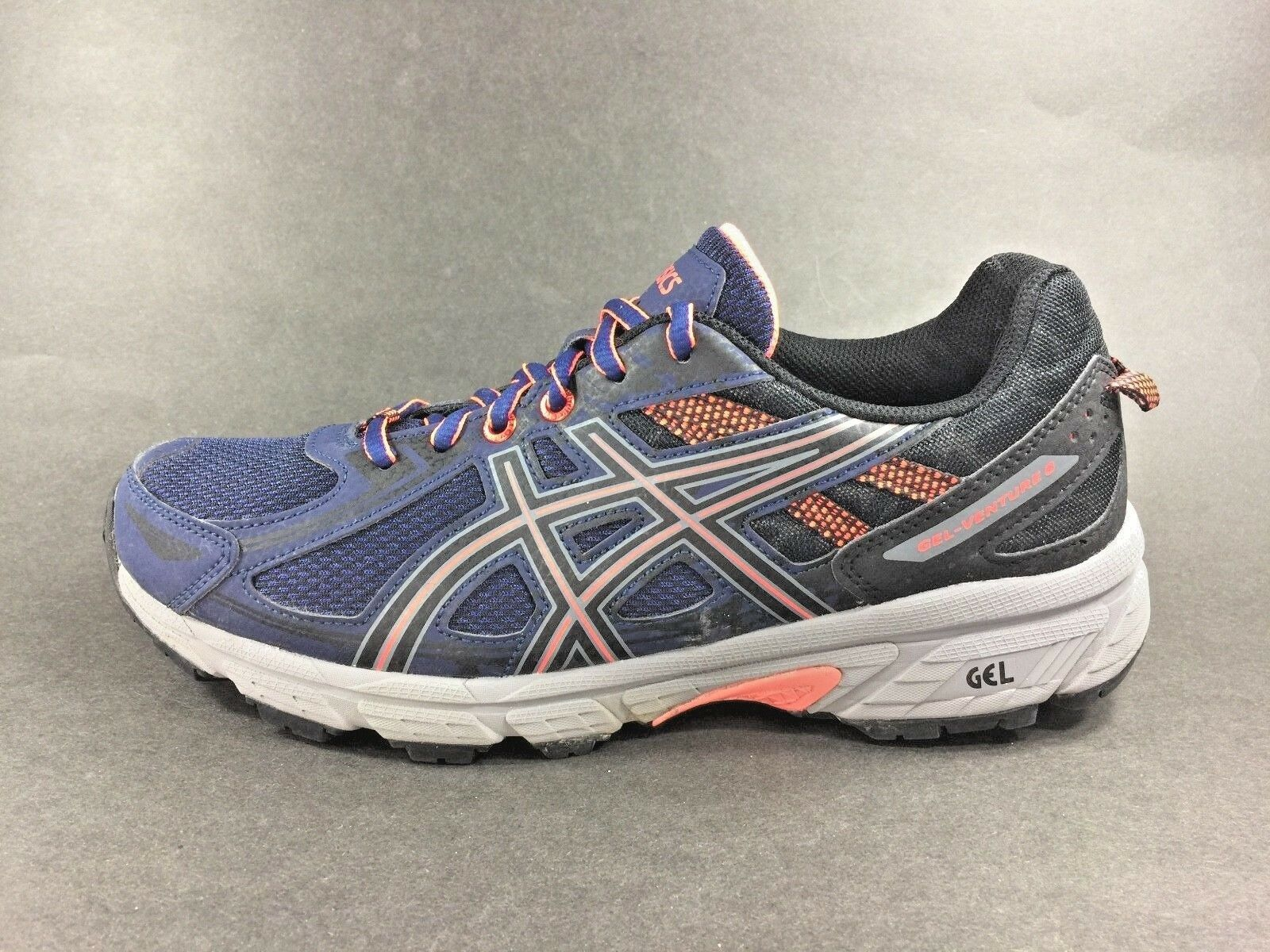 Asics™ ~ GEL-VENTURE 6 Trail Run Shoes ~ T7G6N ~ Women Sz 9.5 ~ VERY GOOD Cheap and beautiful fashion