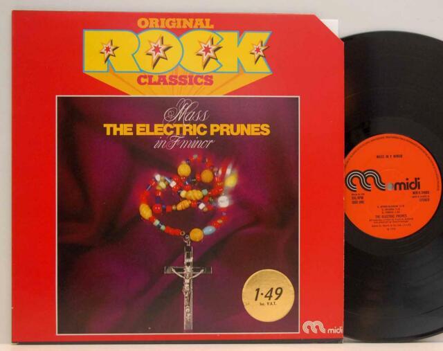 The Electric Prunes        Mass in F Minor         NM # K