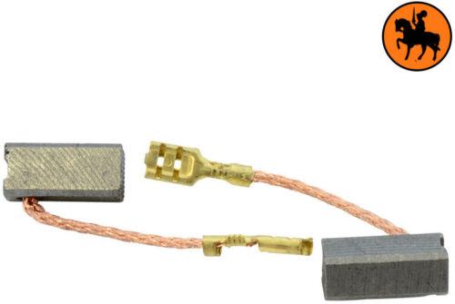 7x8x17mm NUOVO Spazzole di Carbone BOSCH GBH 24 VSR martello
