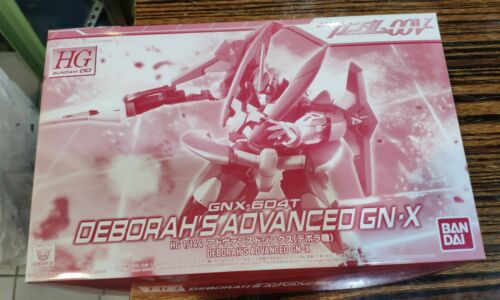 Premium Bandai Gundam OO 00V HG 1//144 GNX-604T DEBORAH'S ADVANCED GN-X