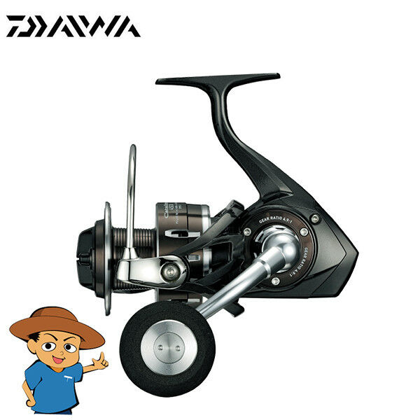 Daiwa CATALINA 5000H  fishing spinning reel from Japan  factory direct and quick delivery