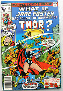 What-If-10-Jane-Foster-Found-Thor-039-s-Hammer-1st-Appearance-Female-Thor-Thordis