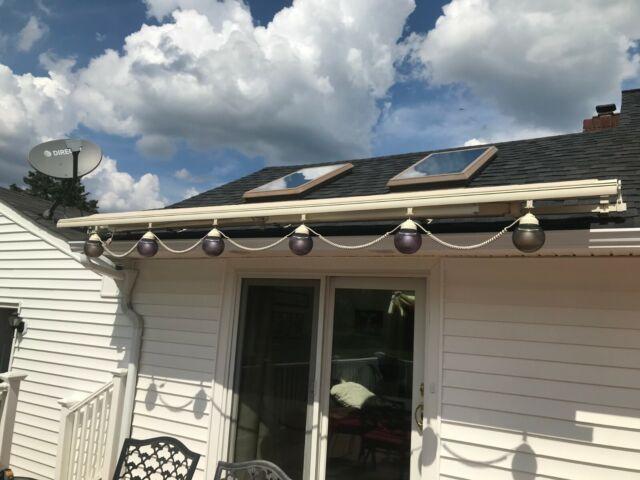 sunsetter patio lights | eBay