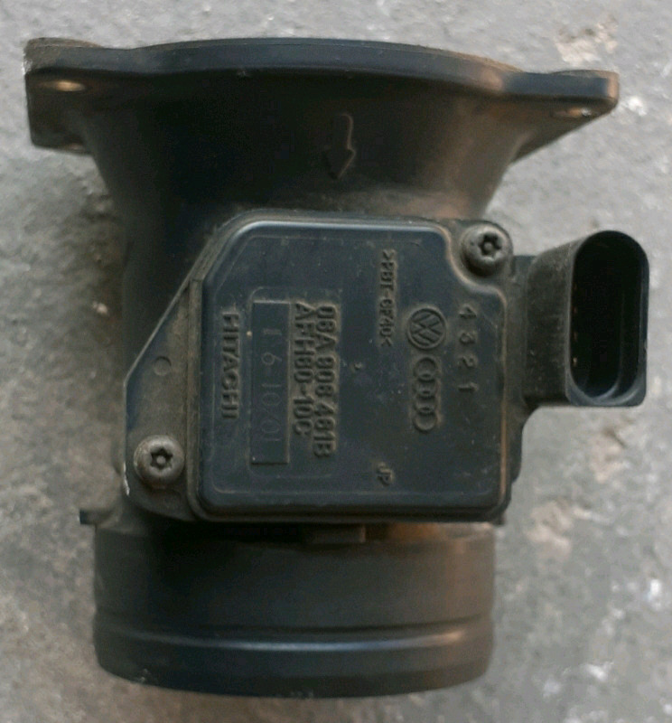 Golf 4 1.6i Airflow Meter