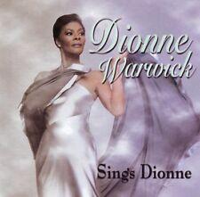 """Dionne WARWICK """"Sings Dionne"""" 2003 (CD) Walk on by,..."""