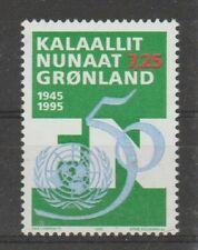 V399 Groenlandia/50 ANNI ONU MiNr 259 **