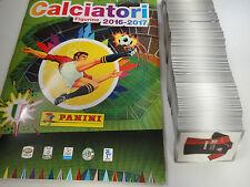 CALCIATORI Panini 2016-17 2017 - Album Figurine/Stickers VUOTO PIU SET COMPLETO