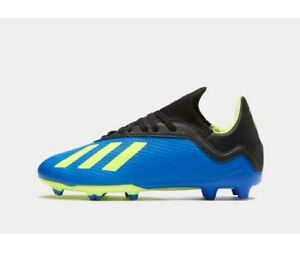 reputable site 0e955 aba74 Image is loading Adidas-Energy-Mode-X-18-3-FG-Junior-