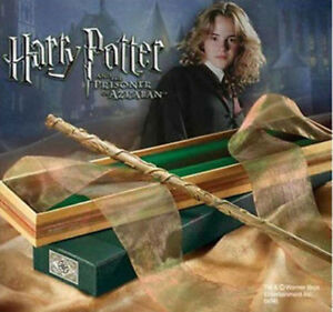 "14"" Movie Harry Potter Hermione Granger Magic Wand Cosplay Collectible Props Hot"