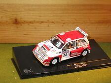 IXO MG Metro 6R4 No 23 T Teesdale RAC Rally 1986 1/43rd Scale RAC116