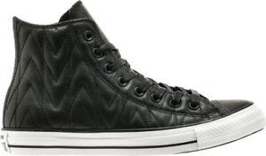 d83df42abe69 Converse CTAS Hi Top Size 9.5 Men s Shoes Leather Black White ...