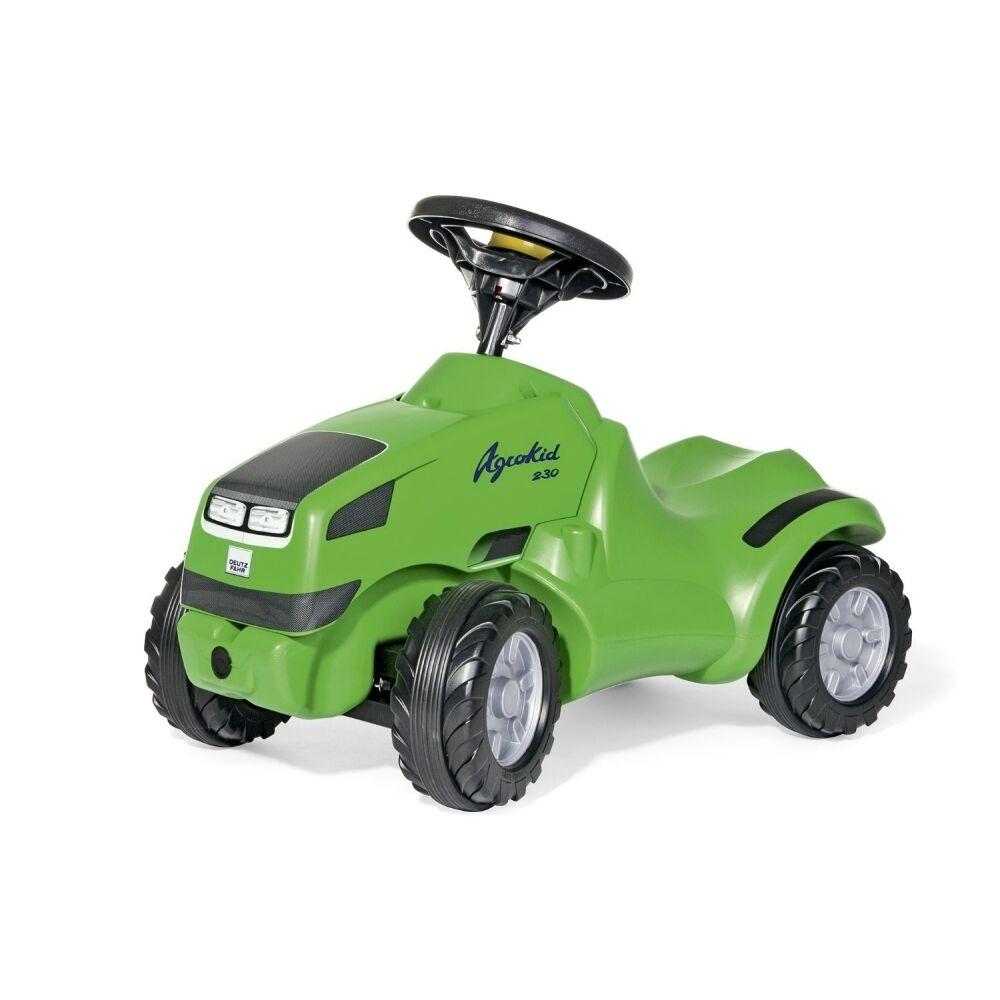 Rolly Toys Deutz Arokid Rutscher Spielauto grün