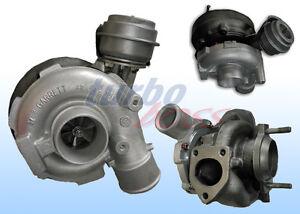 Turbolader-BMW-525d-E39-120Kw-mit-Dichtungssatz-710415-0003-11657781434