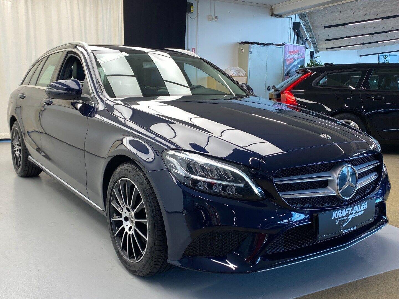 Billede af Mercedes C220 d 2,0 Advantage stc. aut.