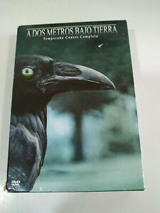 A Due Metri Basso Terra Stagione 4 Completa - Castellano English 5 X DVD - 3T