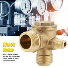 Durable for Air Pump Outlet Air Compressor Replacement Air Compressor Accessory 【2020 Ending Promotion】Brass Valve