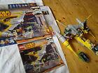 LEGO STAR WARS 75092 Naboo Fighter wie neu m. AL + OVP KOMPLETT neuwertig Nr46