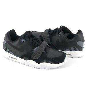 1f4204e0566a Nike Air Trainer SC II Low Black Mens Trainers 705428-005 Sneakers ...