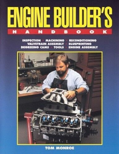 Engine Builder/'s Hand Book HP1245