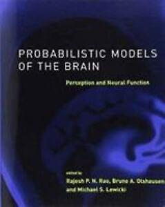 Rao-Probabilistic-Models-of-the-Brain-UK-IMPORT-BOOK-NEW