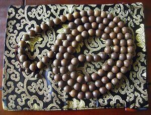 Agarwood-405gr-Indonesian-Eaglewood-aloeswood-aguilaria-108-Mala-16mm-silk-bag