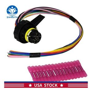 Repair Kit Pigtail Wiring Harness Plug In Connector Fit For Ford 6R60 6R75  6R80 | eBayeBay