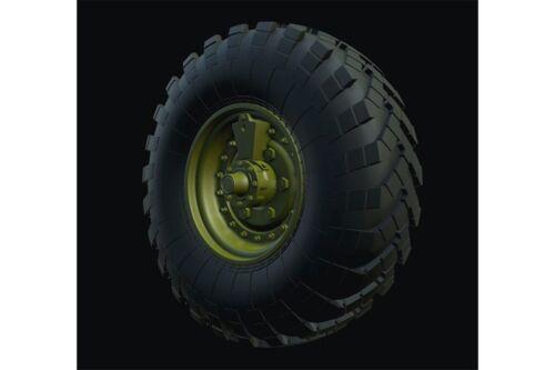PANZER ART RE35-536 1//35 ZiL-157/&BTR-152 Road wheels