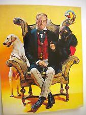 Dr Dolittle 1967 7 Original Promo Photos Rex Harrison, Richard Attenborough