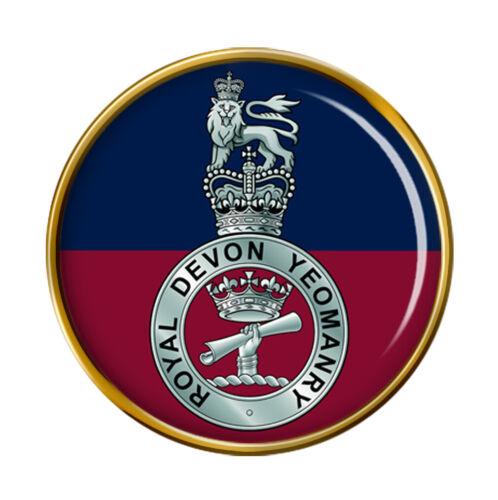 Royal Devon Yeomanry British Army Pin Insignia