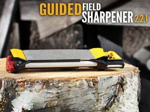 Drill Doctor WSGFS221 Work Sharp Guided Field Sharpener