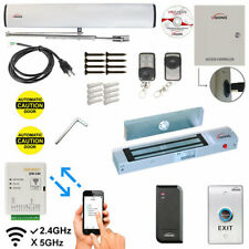 Visionis Access Control Kit With Maglock Ado Zem Cwi Software Reader