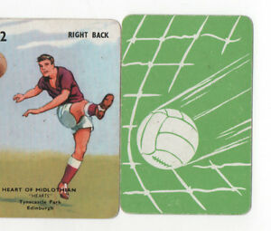 JSCARDS-HEARTS-OF-MIDLOTHIAN-CARD-PEPYS-GOAL-CARD-GAME-1960-039-S